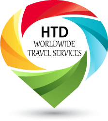 HTD Worldwide Services Logo